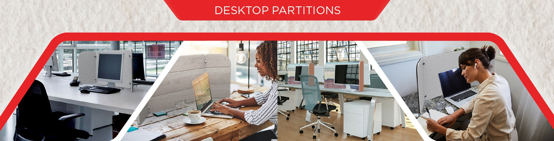Desktop partitions